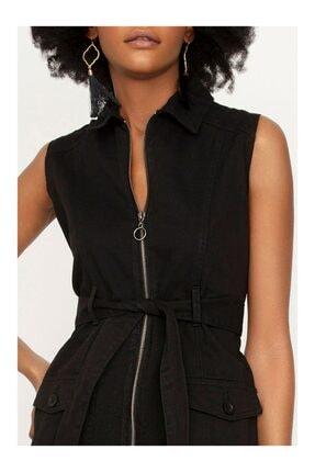 Kadın Siyah Kot Elbise GLC12111990