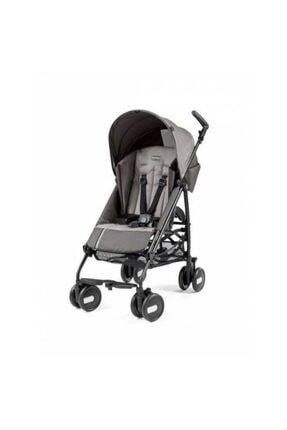 Pliko Gri Mini Bebek Arabası Peg Perego Pliko Mini Bebek Arabası