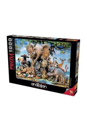 1000 Parça Puzzle : Gülümse T02301043