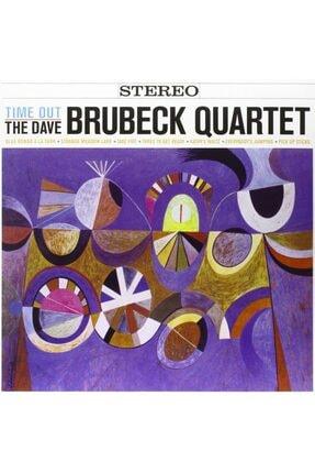 Yabancı Plak - Dave Brubeck : Time Out -quartet LP747