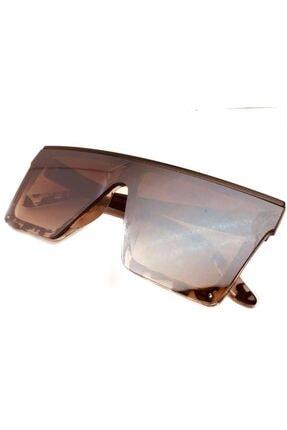 Kadın Kahverengi Mask Güneş Gözlüğü MASK KADIN