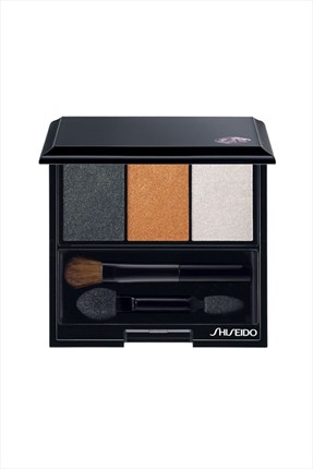 Shiseido 3'lü Göz Farı - Luminizing Satin Eye Color Trio OR302