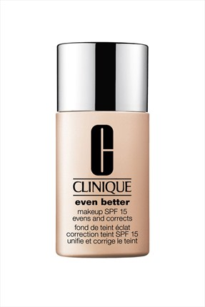 Clinique Fondöten - Even Better Foundation Spf 15 Honey 30 mL