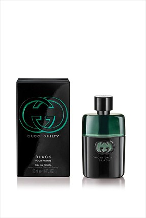 Gucci Guilty Black Edt 50 mL Erkek Parfümü