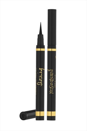 Yves Saint Laurent Siyah Eyeliner - Eyeliner Automatique No: 01