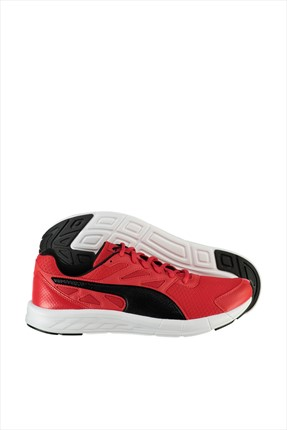 Puma Erkek Performans Ayakkabı - Driver High Risk Red- Black