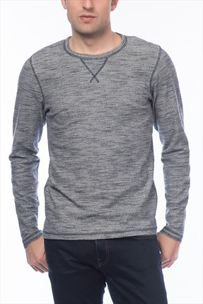 Jack & Jones Sweatshirt - Milton Vintage Sweat Crew Neck -