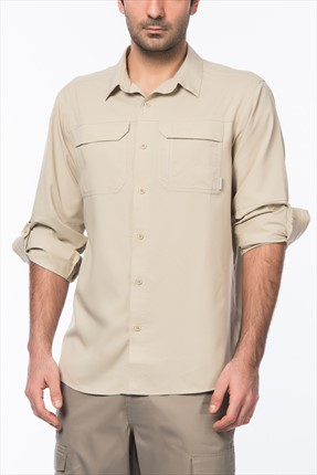 Columbia Erkek Voyager Long Sleeve Shirt Gömlek AM9158