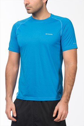 Columbia Erkek New Mountain Tech Iii S/S Top T-Shirt AM6497