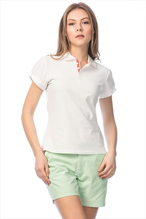 Columbia Kadın Splendid Summer Polo Yaka T-shirt AL6555