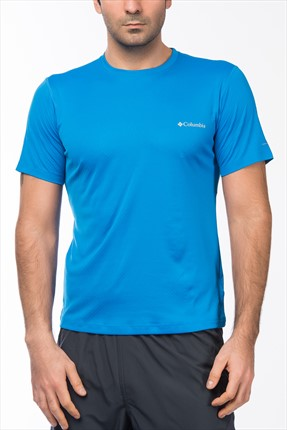 Columbia Erkek Zero Rules Short Sleeve Shirt T-shirt AM6084