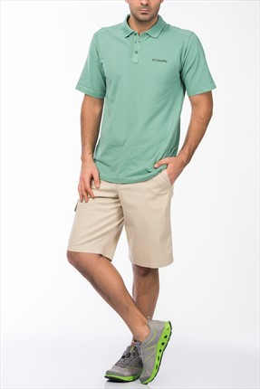 Columbia Erkek Red Bluff Cargo Short XM4599
