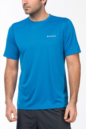 Columbia Erkek Tech Trek Short Sleeve Shirt T-Shirt AO6316