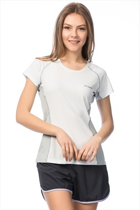 Columbia Kadın Freeze Degree Iii Short Sleeve T-Shirt AL6580