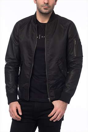 Jack & Jones Mont - Mike Core Bombeer Jacket Camp -