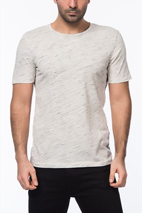 Jack & Jones T-Shirt - Moon Premium Tee SS Crew Neck-