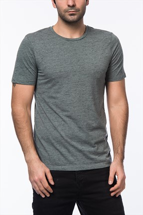 Jack & Jones T-Shirt - Moon Premium Tee SS Crew Neck -