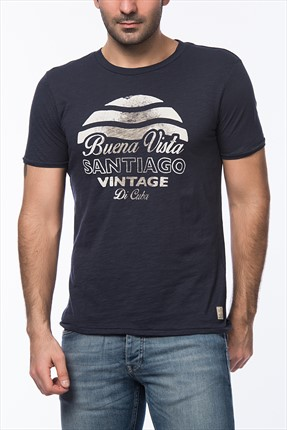 Jack & Jones T-Shirt - Edward Vintage Tee SS Crew Neck -