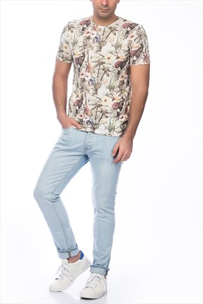 Jack & Jones Mavi Jean - Tim AM128 -