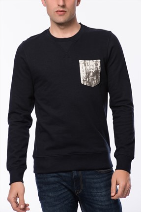 Sweatshirt - Dark Originals Sweat Crew Neck- Jack & Jones