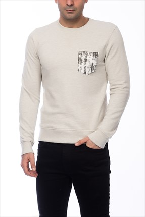 Jack & Jones Sweatshirt - Dark Originals Sweat Crew Neck -