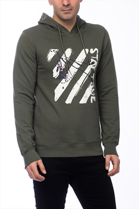 Jack & Jones Sweatshirt - Spaced Originals Sweat Hood -