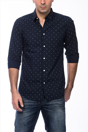 Jack & Jones Gömlek - John Core Shirt LS-