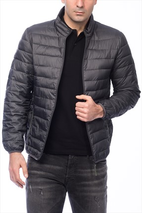 Jack & Jones Füme Mont - Canon Originals Light Padding Jacket -