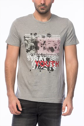 Jack & Jones T-Shirt - Miss Originals Tee SS Crew Neck-