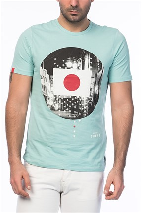 Jack & Jones T-Shirt - Blast Originals Tee SS Crew Neck -