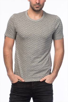 Jack & Jones T-Shirt - Konrad Vintage SS Tee Crew Neck -