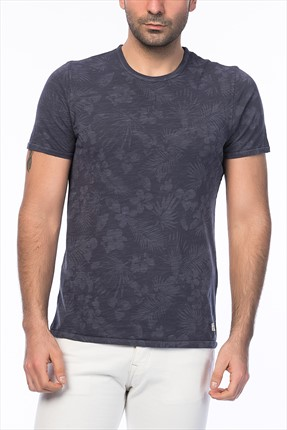 Jack & Jones T-Shirt - Dunn Vintage SS Tee Crew Neck -