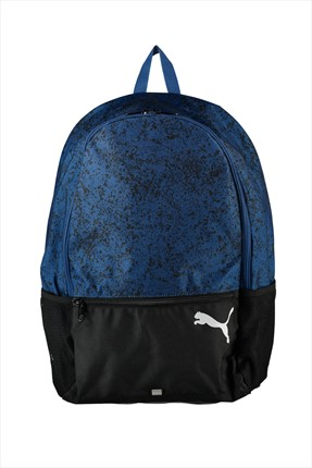 Puma Unisex Sırt Çantası - Alpha Backpack True Blue-Speckle