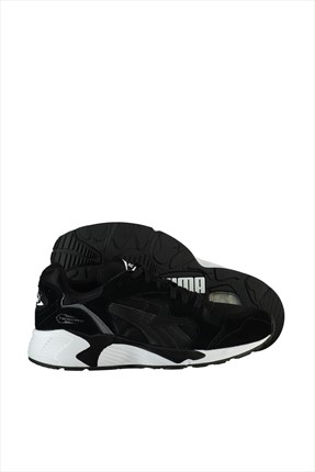 Puma Unisex Lifestyle Ayakkabı - Prevail Black-Quıet Shade- Whit