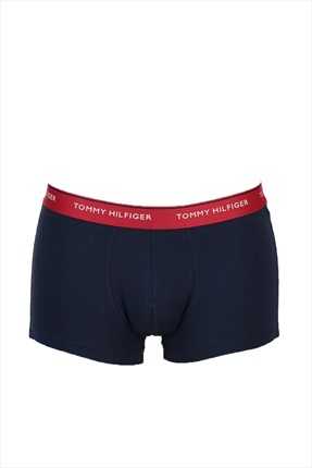 Tommy Hilfiger Low Rise Trunk 3'lü Premium Ess TH Boxer
