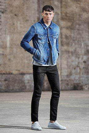 Jack & Jones Siyah Jean - Glenn Am046 Lid -