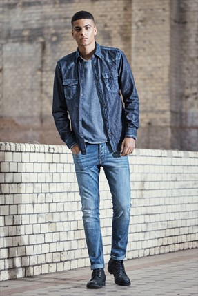 Jack & Jones Mavi Jean - Glenn Am152 Sps -