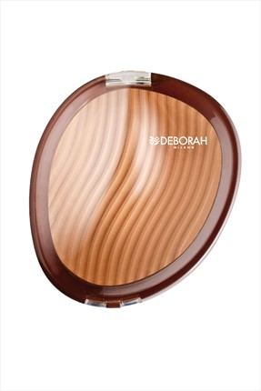 Deborah Bronz Pudra - Luminature Bronzing Powder No: 02