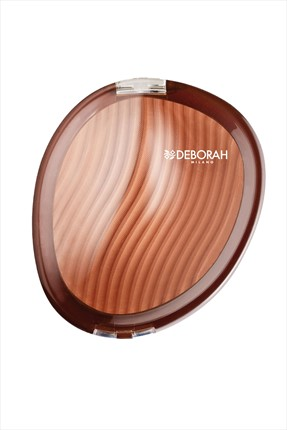 Deborah Bronz Pudra - Luminature Bronzing Powder No: 04 8009518110715