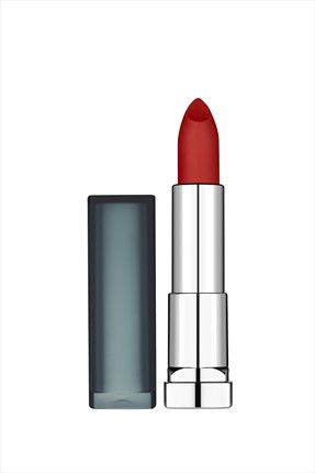 Maybelline Mat Ruj - Color Sensational Creamy Matte 965 Siren in Scarlett 3600531224493