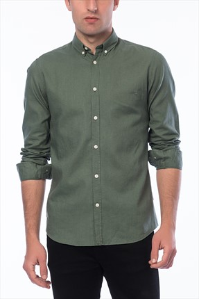 Jack & Jones Füme Gömlek - Oscar Originals Shirt LS