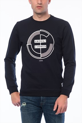 Sweatshirt - Main Core Sweat Crew Neck- Jack & Jones