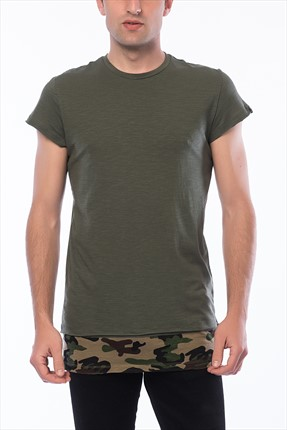 Jack & Jones Füme T-Shirt - Toma Originals Tee SS Crew Neck