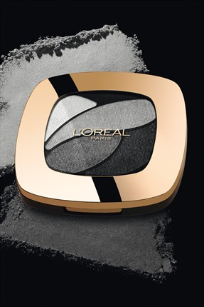 L'Oreal Paris Göz Farı - Color Riche Quad E5 Velours Noir