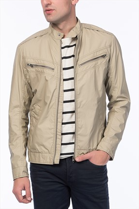 Jack & Jones Mont - Rocky Vintage Jacket-