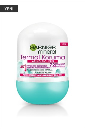 Garnier Anti - Perspirant Roll-On Deodorant - Termal Koruma 50 ml