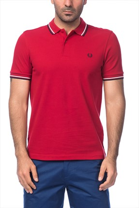 Fred Perry Erkek Polo Yaka T-shirt