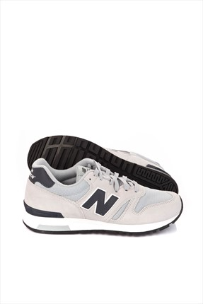 New Balance NB Unisex Lifestyl, GREY/YELLOW, D, 41.5