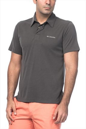 Columbia Erkek Sun Rıdge Polo Yaka T-Shirt