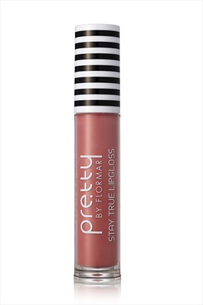 Flormar Ruj – Pretty By Flormar Stay True Lipgloss 06 Peach 8690604462575 – 8.95 TL